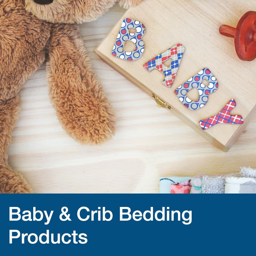 Baby & Crib Bedding Products