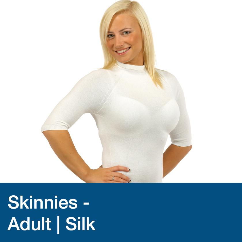 Adult Silk Clothing