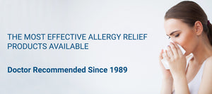 Allergy control products and supplies proven to relieve allergy symptoms from dust mites, pet dander, pollen and mold. Dr. Recommended Allergy Supply Store.