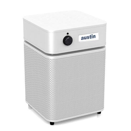 Austin Air Healthmate Jr Air Cleaner - White
