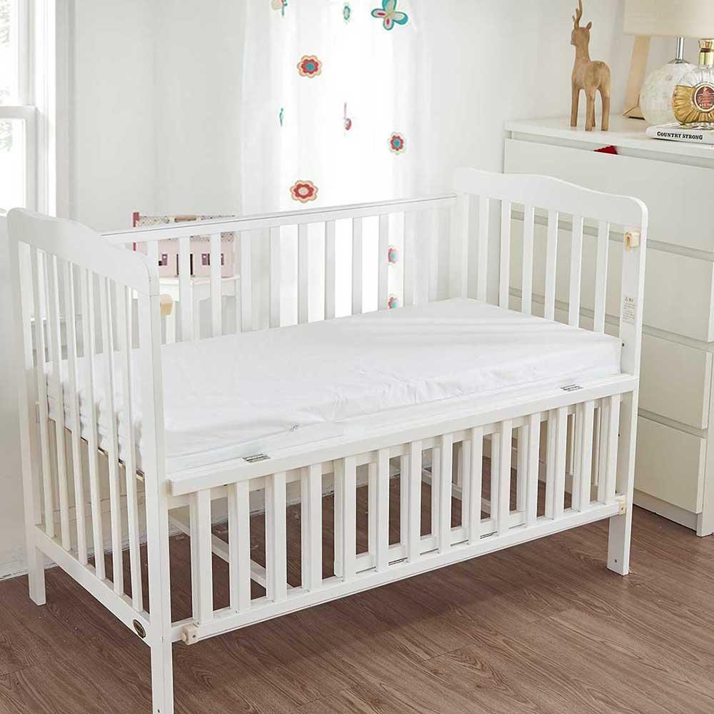100% Cotton Crib Mattress Encasing