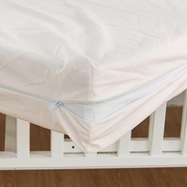 Pristine Fabric Allergy Guardian KING QUILT Cover Anti Dust Mite and Bed Bug