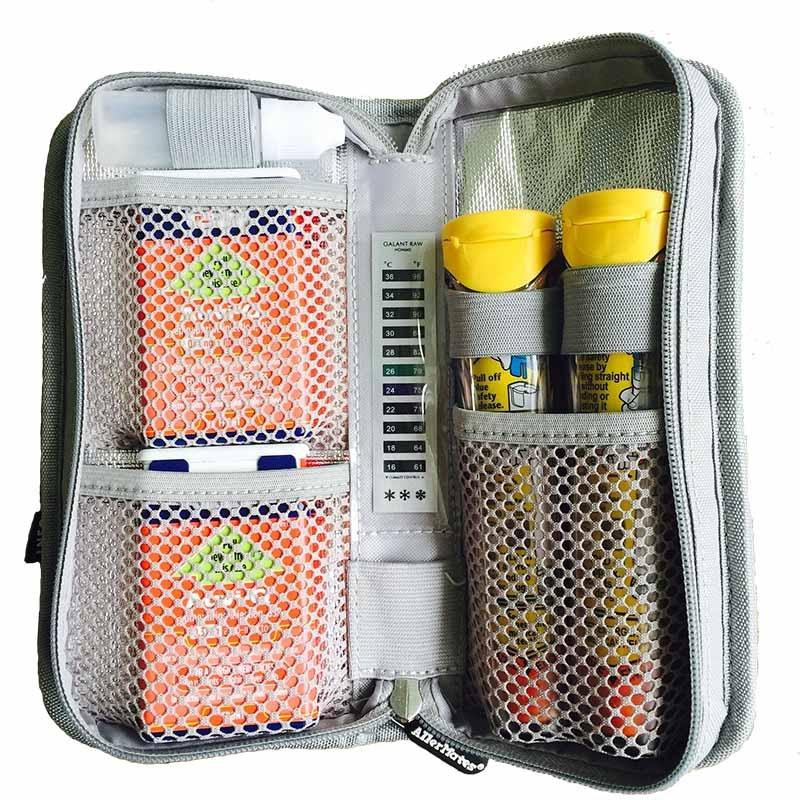 Deluxe EpiPen Carrying Case