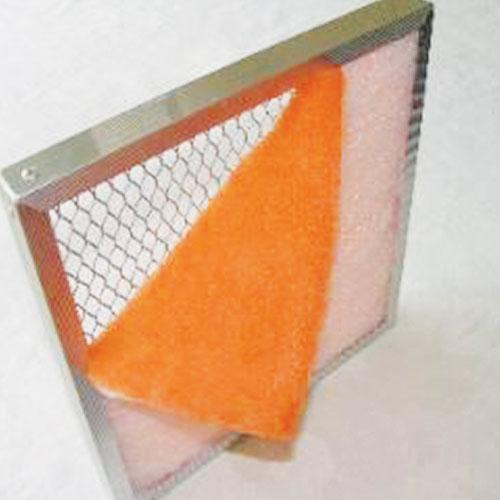 Air Conditioning Filter - Custom Change Pad System - Replacement Filter Pads