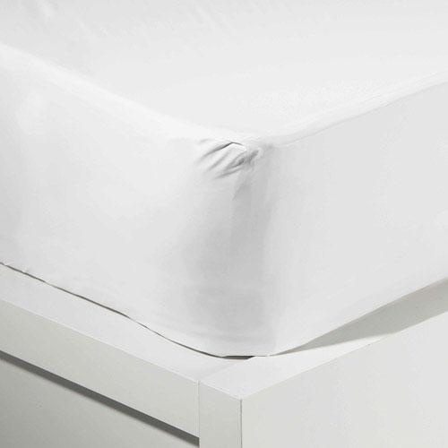100% Cotton Fitted Allergy Mattress Cover