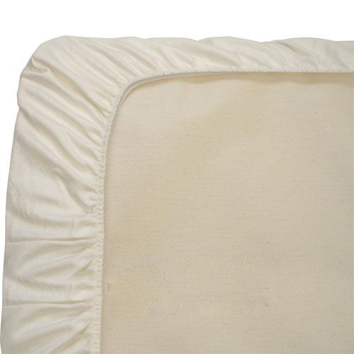 Fitted Organic Cotton Mattress Cover