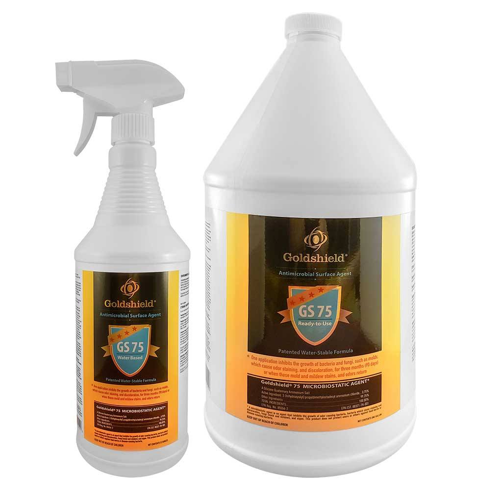 GS75 Antimicrobial Surface Spray