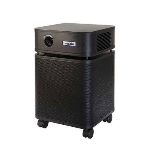 Austin Air Bedroom Machine Air Cleaner - Black
