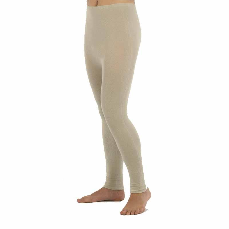 Skinnies Leggings Adult Viscose - Beige