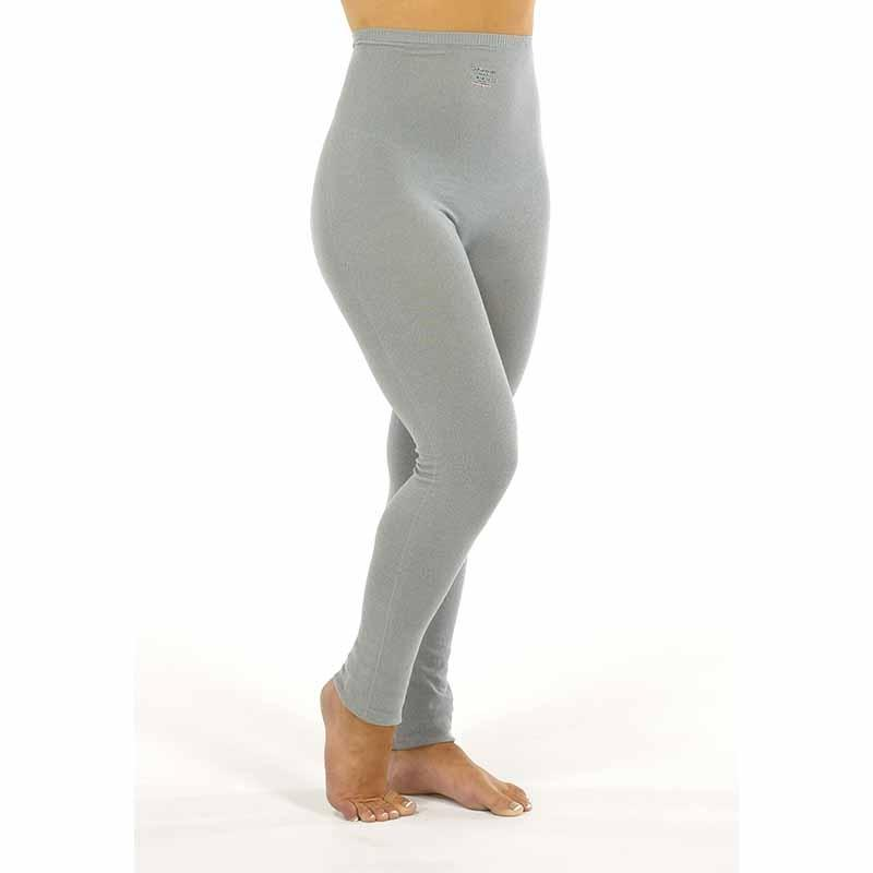 Skinnies Leggings Adult Viscose - Grey