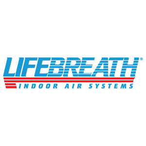 Lifebreath HEPA Whole House Air Cleaner - Logo