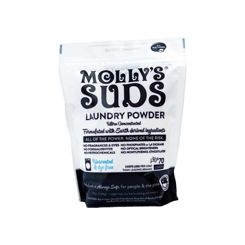 Molly's Suds Laundry Powder