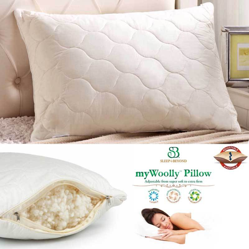 myWoolly™  Wool Pillow