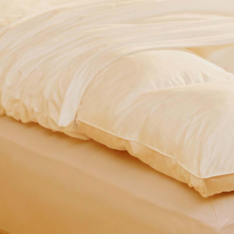 AllergyCare™ Organic Cotton Feather Bed Cover