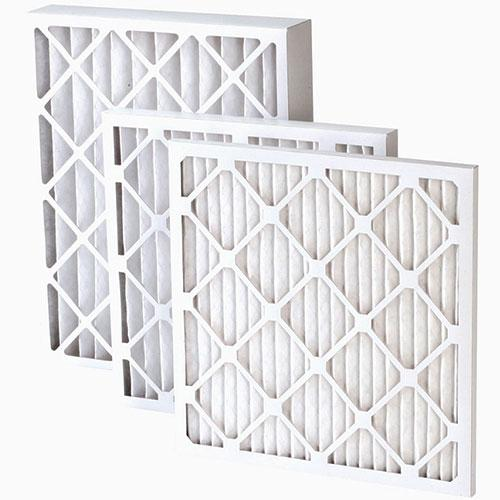 Pleated AC Filters