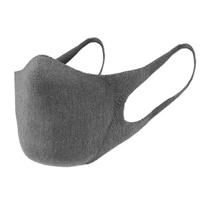 Skinnies Antimicrobial Mask - Grey