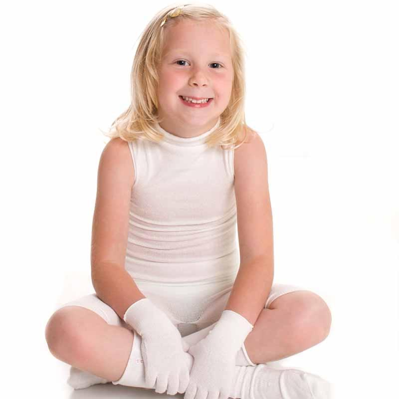 Sleeveless Shirt Children Viscose