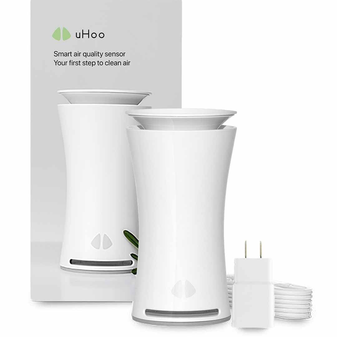 uHoo Indoor Air Quality Monitor helps you make better decisions about the air in your home.
