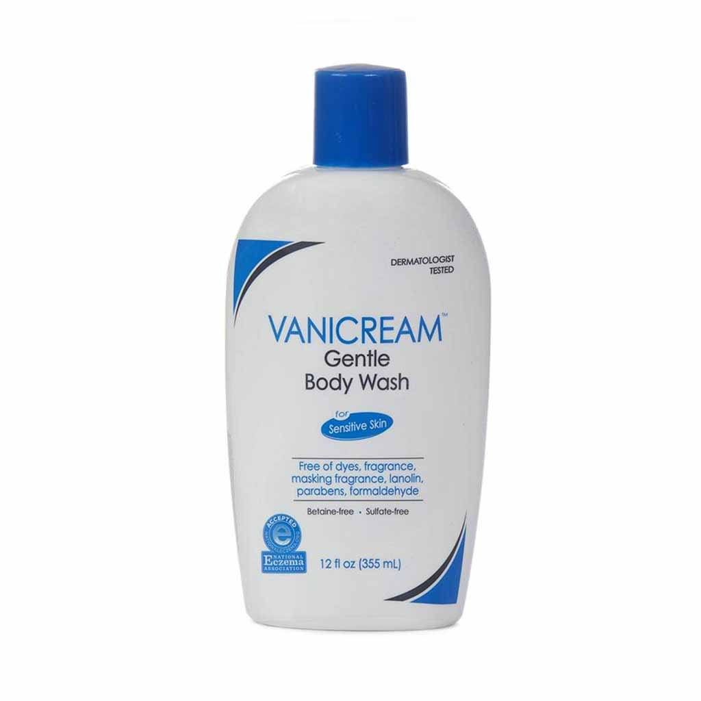 Vanicream Gentle Body Wash 12oz Bottle