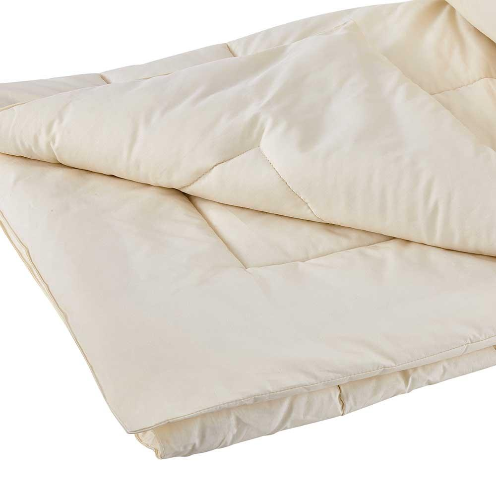 Sleep & Beyond Washable Wool Comforter Quality