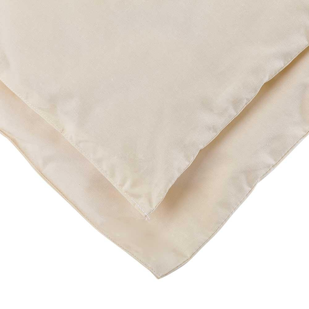 Sleep & Beyond Washable Wool Comforter Detail