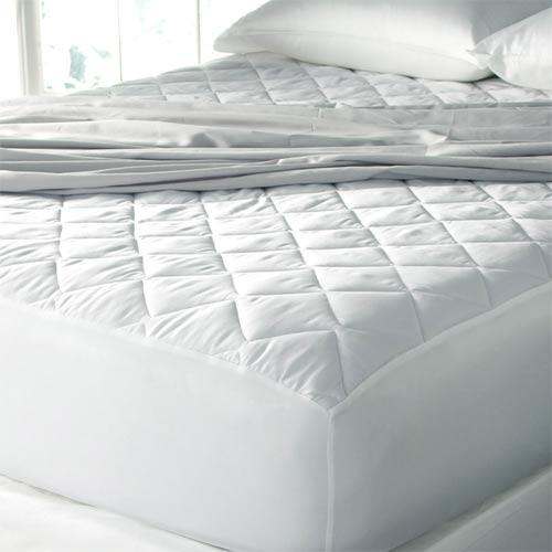 myProtector Waterproof Mattress Pad - Cotton and wool