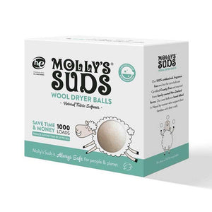 Molly'S Suds Wool Dryer Balls Side