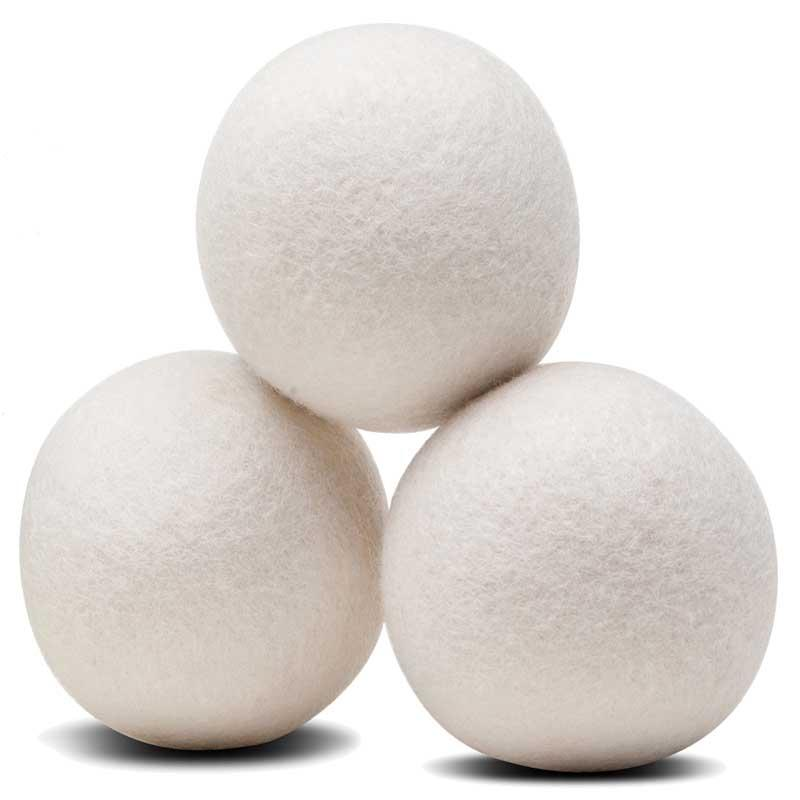 Molly'S Suds Wool Dryer Balls Loose