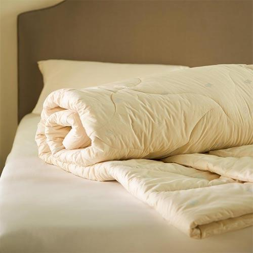 Organic Merino Wool Comforter from Sleep & Beyond
