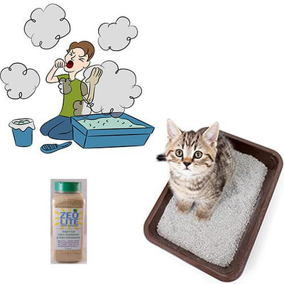 Zeolite Cat Litter Freshener 32 oz.