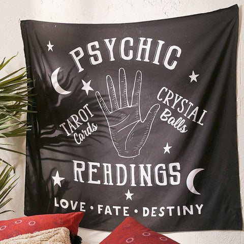 Psychic Readings Tapestry