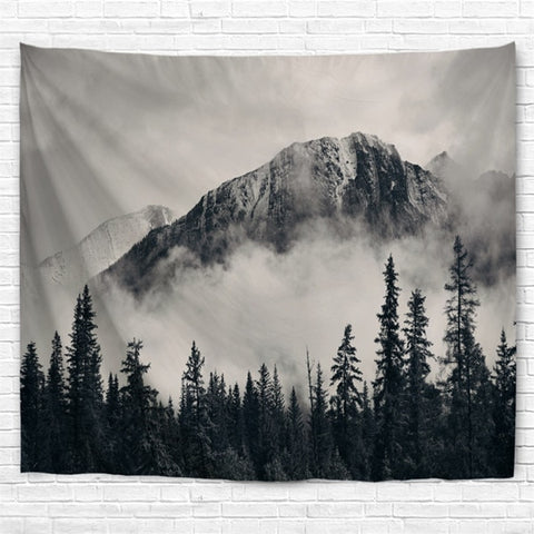 Lost Mountain Forest Tapestry
