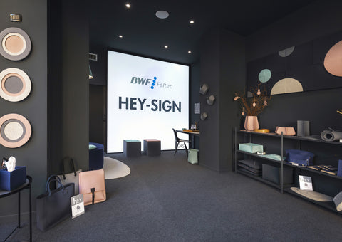 HEY-SIGN Pop Up Store