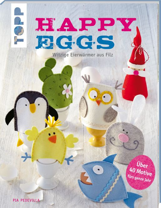 Happy Eggs – ISBN 9783772441905