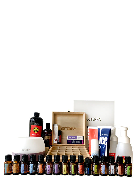 dōTERRA Nature's Solution Kit