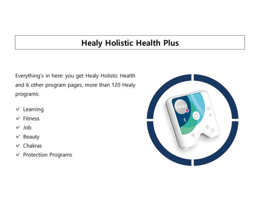 Healy - Holistic Health Plus