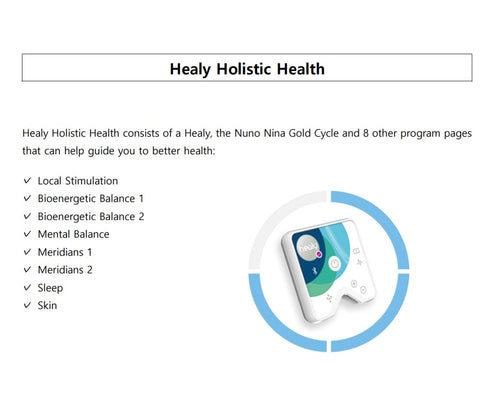 Healy - Holistic Health