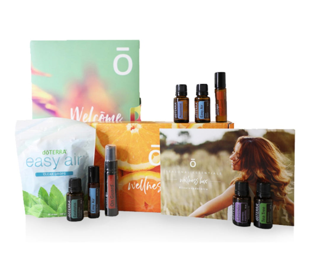 dōTERRA Seasonal Wellness Box