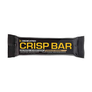 DEDICATED NUTRITION CRISP BAR (15 kpl paketissa)