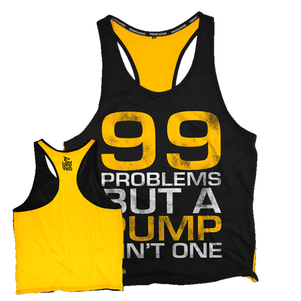 STRINGER (YELLOW BACK) - 99 PROBLEMS