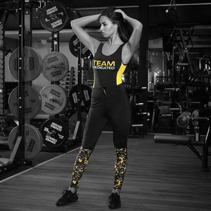 WOMEN TEAM DEDICATED BODYSUIT