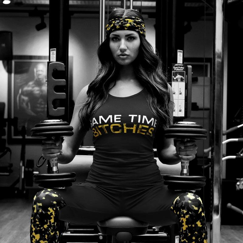 Women Tank Top - Game Time