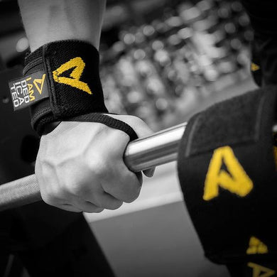 DEDICATED wrist wraps