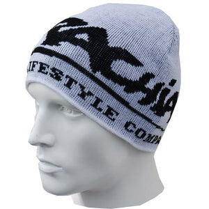 Brachial Beanie Next white/black