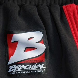 "Brachial - Short ""Destroyer"" Black/Red"