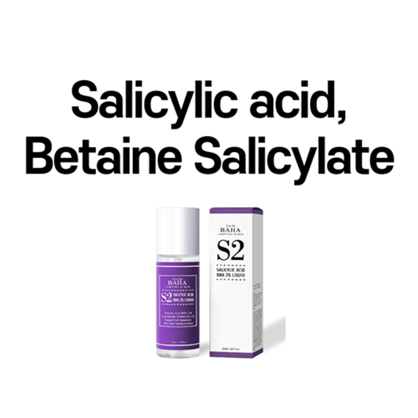 S2 : salicylic acid & Betaine Salicylate
