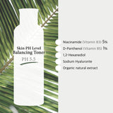 Niacinamide 5% Toner 200ml w Panthenol 1% - Korean Skin Care for Pore Minimizer, 200ml