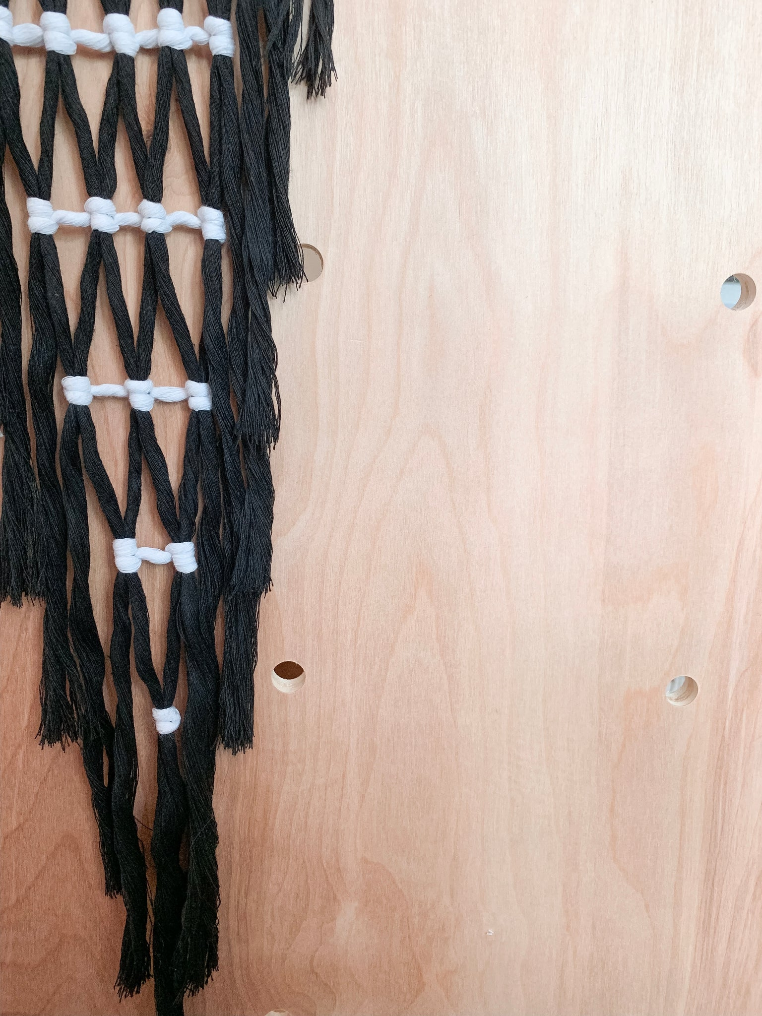 Willow | Boho Macrame Wall Hanging