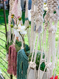 On The Fringe | Plant Hanger