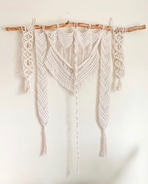 DAKOTA | Large Bohemian Macramé Wall Hanging